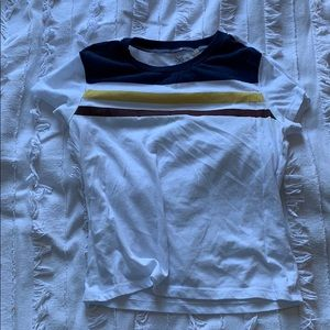 Pacsun Striped T Shirt